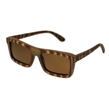 Spectrum Wood Parkinson Sunglasses